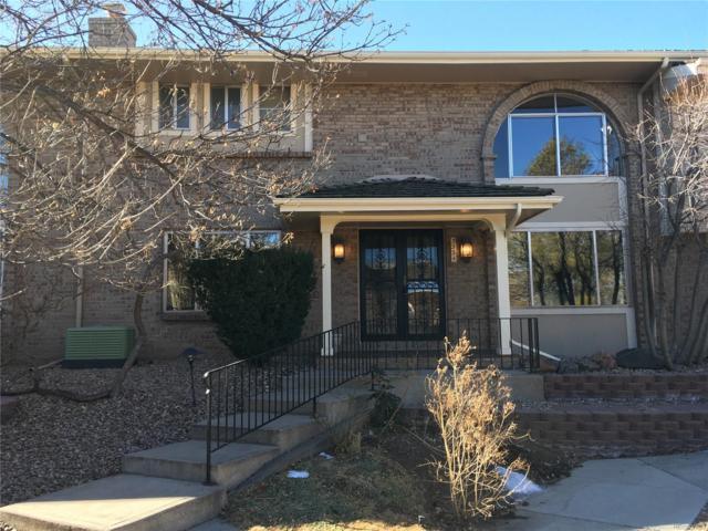 3334 S Oneida Way, Denver, CO 80224 (#3536337) :: RE/MAX Professionals