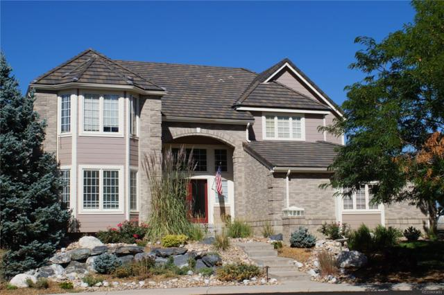 1147 Jesse Court, Highlands Ranch, CO 80126 (#3538878) :: The Peak Properties Group