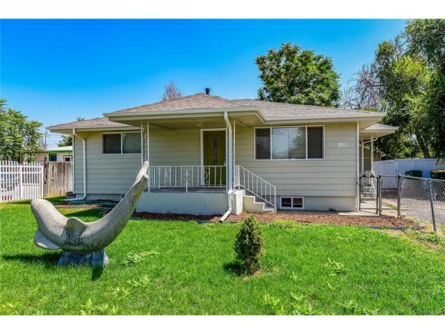 5842 Oneida Street, Commerce City, CO 80022 (MLS #3541760) :: 8z Real Estate