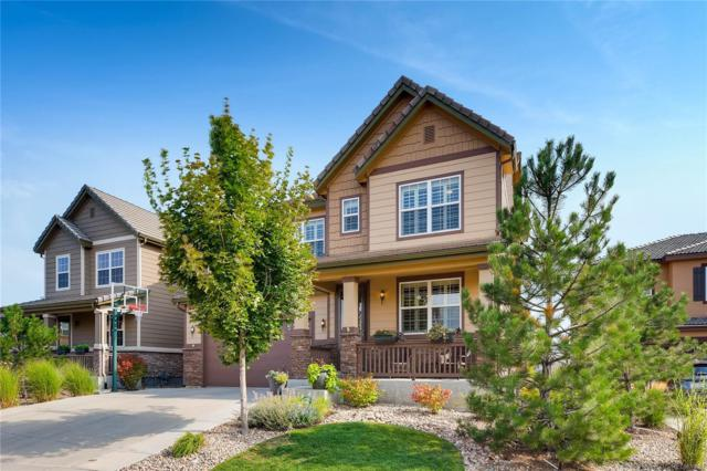 690 Tiger Lily Way, Highlands Ranch, CO 80126 (MLS #3543268) :: Kittle Real Estate