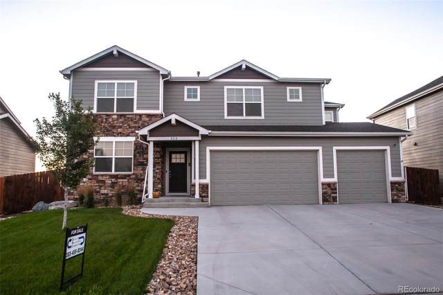 325 Mcgregor Lane, Johnstown, CO 80534 (#3545348) :: The DeGrood Team