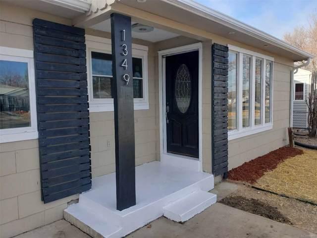 1349 Lansing Street, Aurora, CO 80010 (#3545855) :: The Peak Properties Group