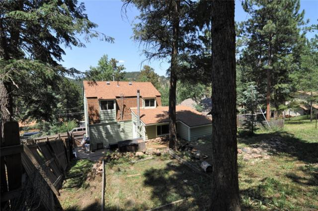 26408 S End Road, Kittredge, CO 80457 (#3547089) :: Structure CO Group