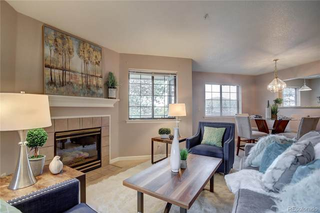 31719 Rocky Village Drive #322, Evergreen, CO 80439 (#3547126) :: THE SIMPLE LIFE, Brokered by eXp Realty