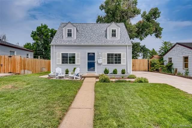 1855 W Dixie Place, Denver, CO 80221 (#3550183) :: Kimberly Austin Properties