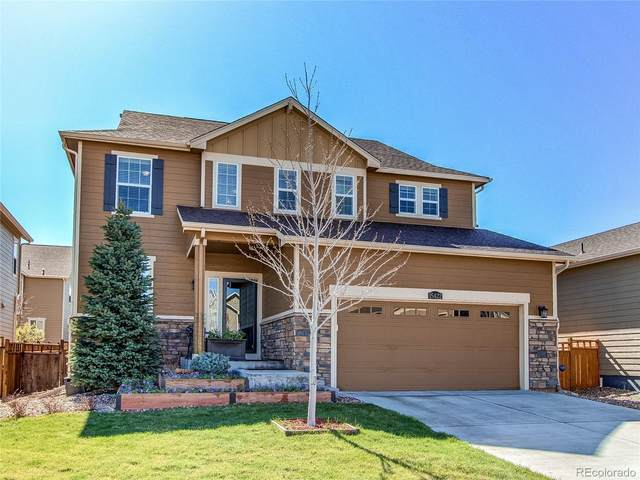 15422 Coopers Hawk Way, Parker, CO 80134 (#3553257) :: The Dixon Group