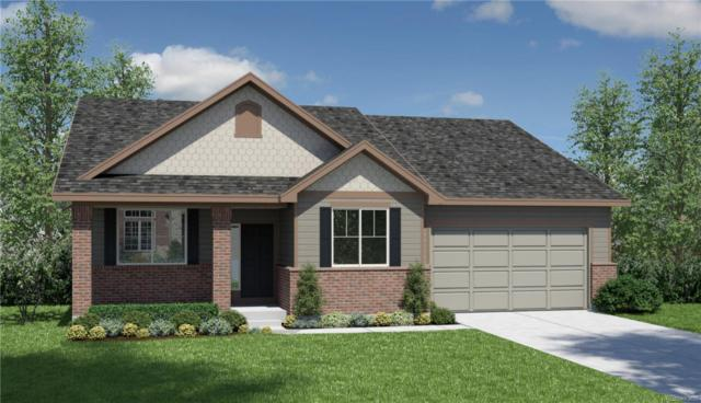 4400 Sidewinder Loop, Castle Rock, CO 80108 (#3554175) :: The Griffith Home Team