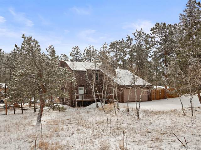 13456 S Otoe Street, Pine, CO 80470 (MLS #3554205) :: 8z Real Estate