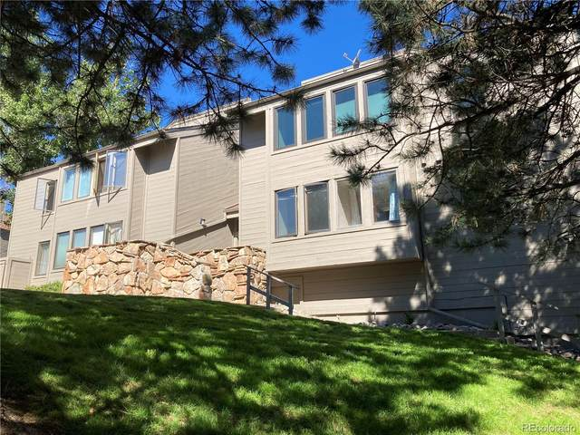 23594 Pondview Place B, Golden, CO 80401 (MLS #3558473) :: Bliss Realty Group