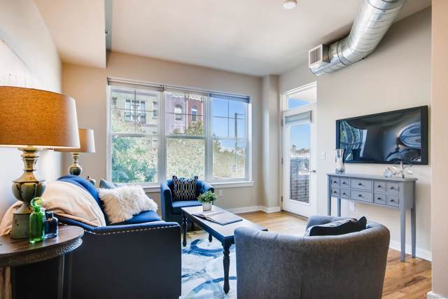 1441 Central Street #201, Denver, CO 80211 (MLS #3558509) :: The Space Agency - Northern Colorado Team