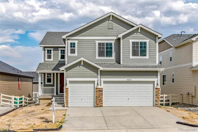 5214 Ditmars Trail, Castle Rock, CO 80104 (#3558999) :: Own-Sweethome Team