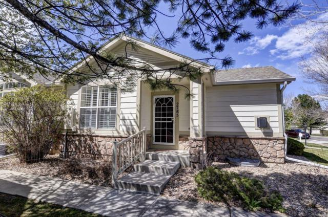 2785 Whitetail Circle, Lafayette, CO 80026 (#3564499) :: The DeGrood Team