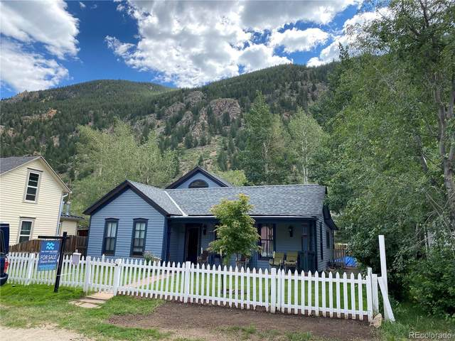 906 Griffith Street, Georgetown, CO 80444 (MLS #3568276) :: 8z Real Estate
