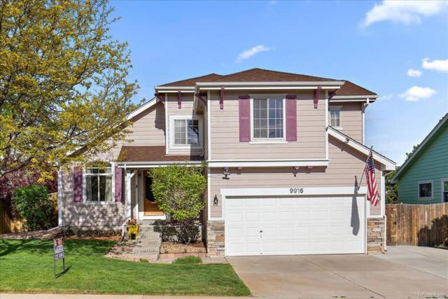 9916 Vine Street, Thornton, CO 80229 (#3569220) :: House Hunters Colorado