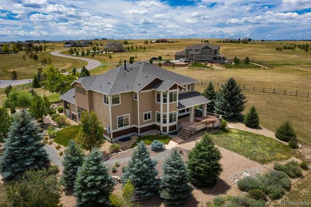 2489 Antelope Ridge Trail, Parker, CO 80138 (#3573449) :: James Crocker Team