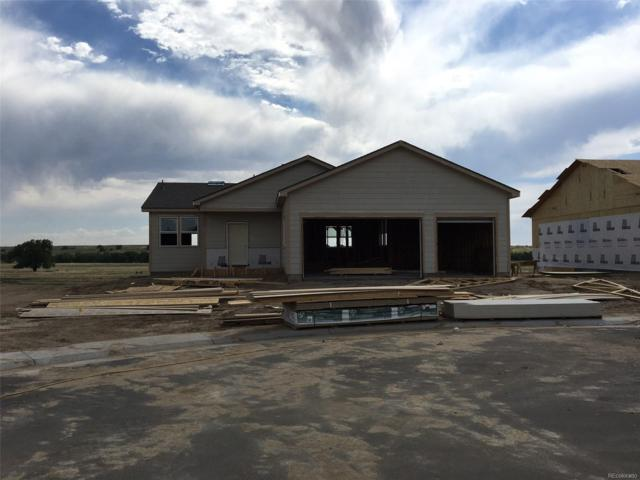 243 S 2ND Avenue, Deer Trail, CO 80105 (#3573463) :: The Pete Cook Home Group