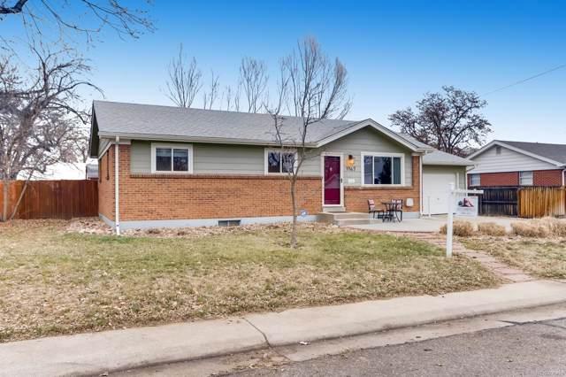 1947 E 115th Place, Northglenn, CO 80233 (MLS #3577880) :: 8z Real Estate