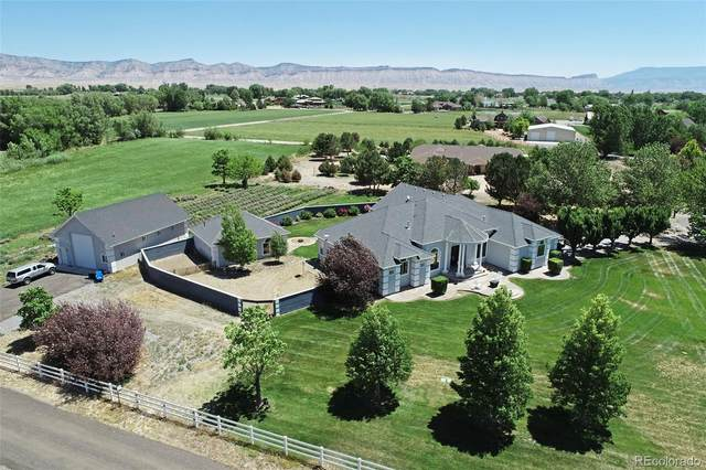 2452 Home Ranch Court, Grand Junction, CO 81505 (#3578782) :: Bring Home Denver with Keller Williams Downtown Realty LLC