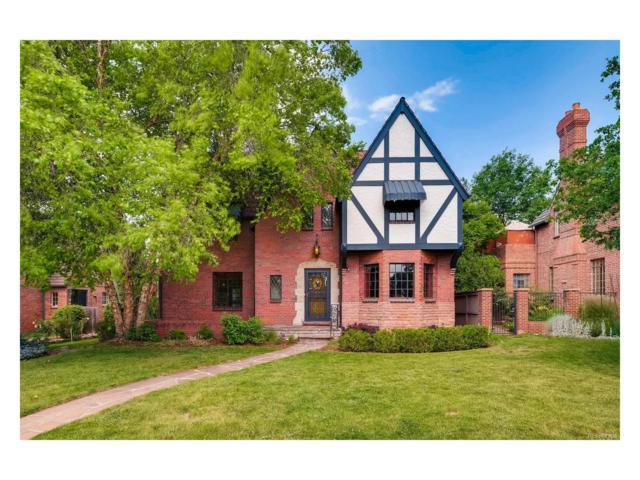 115 N Bellaire Street, Denver, CO 80220 (MLS #3580673) :: 8z Real Estate