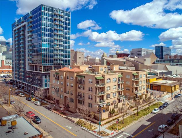 1200 Cherokee Street #102, Denver, CO 80204 (#3580934) :: HomeSmart Realty Group