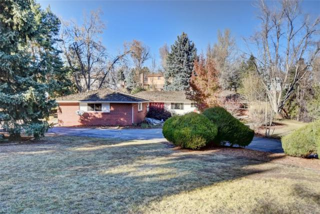 4677 W Wagon Trail Road, Littleton, CO 80123 (#3584574) :: The Griffith Home Team