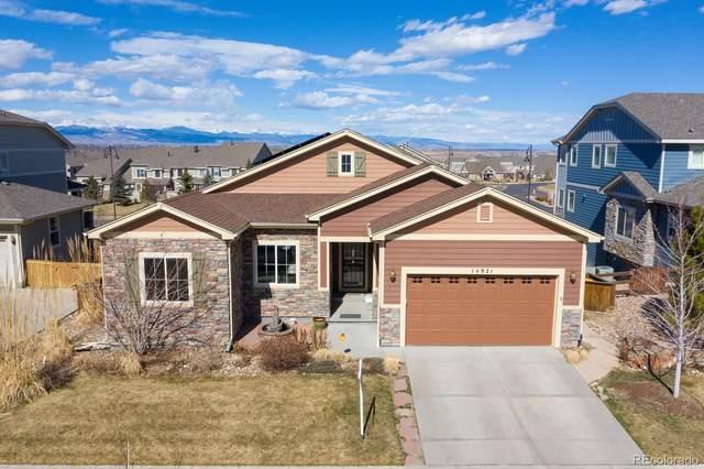 14921 Nighthawk Lane, Broomfield, CO 80023 (MLS #3587898) :: 8z Real Estate