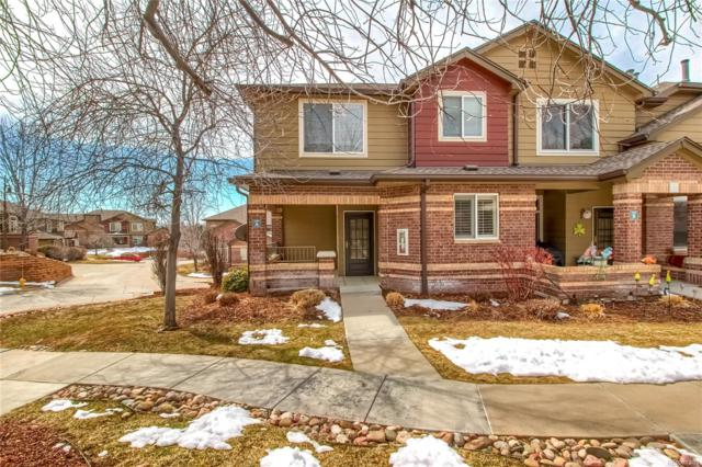 6498 Silver Mesa Drive A, Highlands Ranch, CO 80130 (MLS #3588751) :: 8z Real Estate