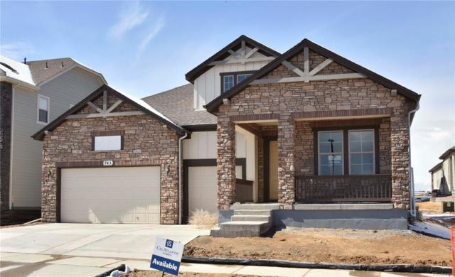 743 Gilpin Circle, Erie, CO 80516 (#3589981) :: The Peak Properties Group