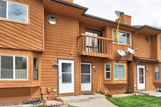 310 Southridge Place, Longmont, CO 80501 (#3593630) :: Kimberly Austin Properties