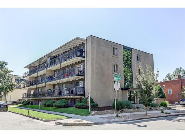 100 S Clarkson Street #103, Denver, CO 80209 (#3595706) :: Wisdom Real Estate