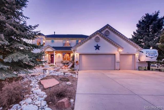 7911 Beverly Boulevard, Castle Rock, CO 80108 (MLS #3596001) :: 8z Real Estate