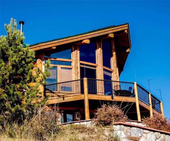 732 County Road 52, Granby, CO 80446 (#3598359) :: The Gilbert Group