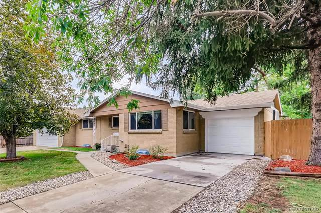 7980 W Florida Avenue, Lakewood, CO 80232 (#3599763) :: The DeGrood Team