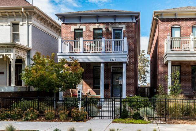2643 Curtis Street, Denver, CO 80205 (#3600058) :: The HomeSmiths Team - Keller Williams