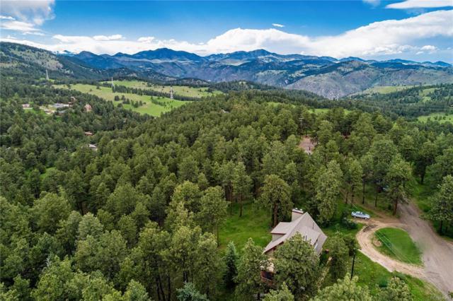 101 Krestview Lane, Golden, CO 80401 (MLS #3600562) :: 8z Real Estate