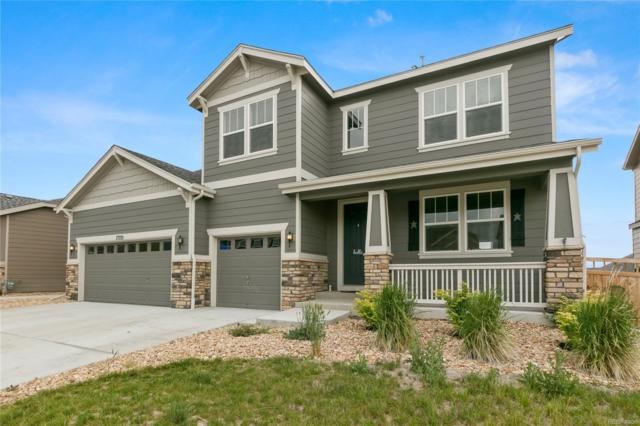 7335 Oasis Drive, Castle Rock, CO 80108 (#3600784) :: The DeGrood Team