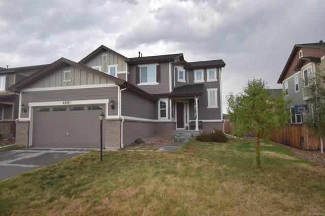 6357 Twilight Avenue, Firestone, CO 80504 (#3602269) :: The HomeSmiths Team - Keller Williams
