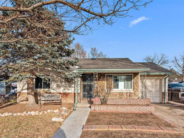 2346 Galena Street, Aurora, CO 80010 (MLS #3606523) :: 8z Real Estate