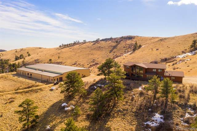 4528 Sheep Patch Road, Golden, CO 80403 (#3619433) :: Berkshire Hathaway HomeServices Innovative Real Estate