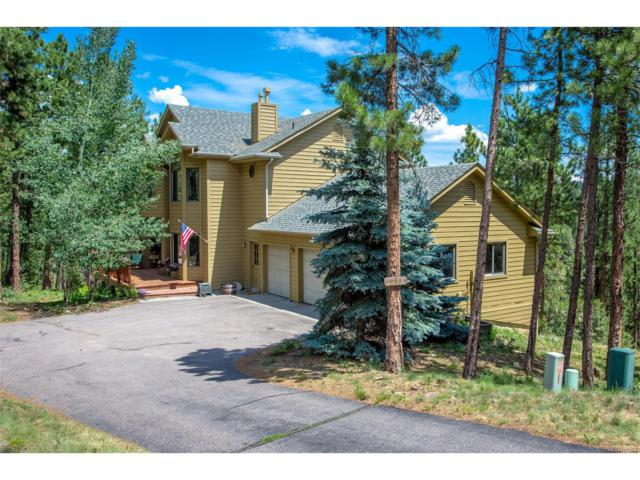 7192 Pinewood Drive, Evergreen, CO 80439 (MLS #3620313) :: 8z Real Estate