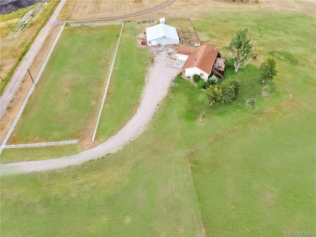 1023 County Road 166, Parker, CO 80138 (#3623284) :: The DeGrood Team