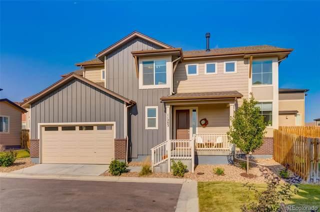 11283 S Neu Towne Circle, Parker, CO 80134 (MLS #3624016) :: 8z Real Estate