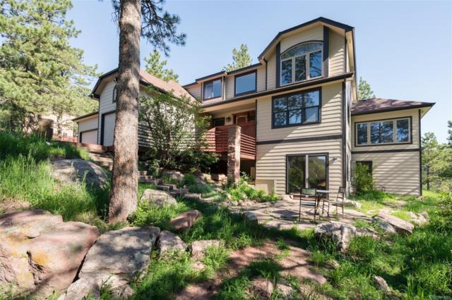 1934 Lefthand Canyon Drive, Boulder, CO 80302 (#3624092) :: Wisdom Real Estate