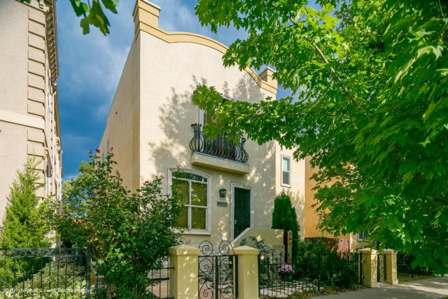 2349 Tremont Place, Denver, CO 80205 (#3624300) :: The Galo Garrido Group