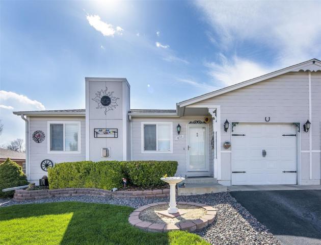 1855 Jellison Street, Lakewood, CO 80215 (#3624424) :: Wisdom Real Estate