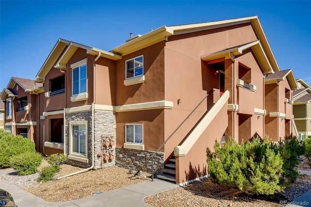4706 Copeland Circle #202, Highlands Ranch, CO 80126 (#3624593) :: My Home Team