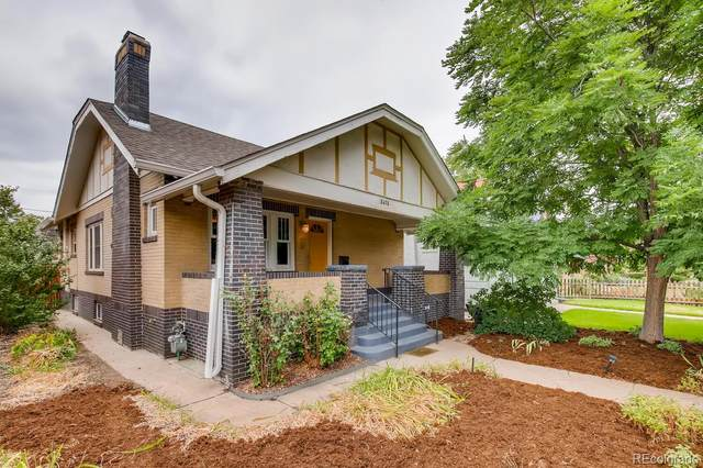 3415 N Vine Street, Denver, CO 80205 (MLS #3626422) :: Neuhaus Real Estate, Inc.