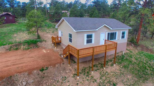 44 Eagle Trail, Bailey, CO 80421 (#3632151) :: Bring Home Denver