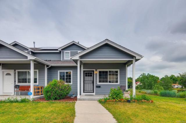 913 Osceola Street, Denver, CO 80204 (MLS #3632434) :: Keller Williams Realty