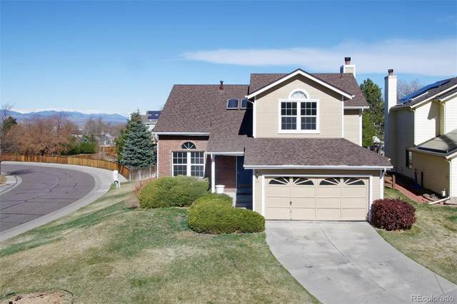 831 Thames Street, Highlands Ranch, CO 80126 (#3635875) :: The Gilbert Group